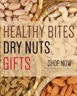 Dry Nuts Gifts to Nepal