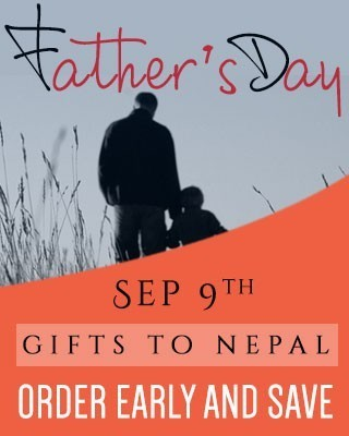 Father's Day Gifts to Nepal