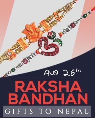 Rakhi to Nepal Online