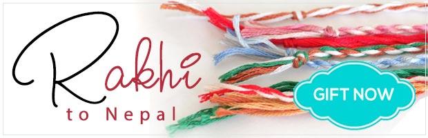 Best Rakhi to Nepal Online