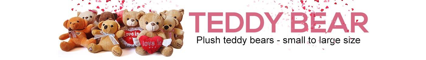 Buy teddy bears gift online Nepal