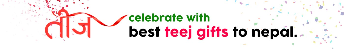 Teej gifts to Nepal