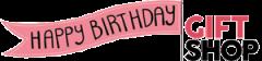 Birthday Gift Shop