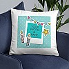 Personalize Birthday Cushion Print (Name & Photo) - 03