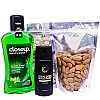 Mouth Wash With Body Spray & Dry Nuts