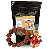 Natural Rudraksha Bracelet, Dried Mango and Ganesh Ji