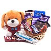 Festive Gift Collection with Chocolates & Cute Doll