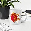 ''Happy Rakhi'' Printed Mug Gift