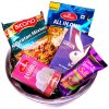 Sweet And Namkeen Hamper in Stainless Steel Tray