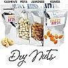 Dry Nuts Fresh Pouch (4 Types) 100g Each