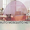 Auto Mosquito Net (30 Seconds Installation) - Tent Jhool