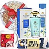 Yardley English Bluebell Fragrances, Dry Nuts, Mug (Free Scarf)