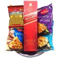 JW Red Label Whisky Snacks Gift Tray