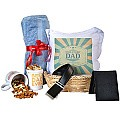 World's Best Dad Cushion, Towel, Mugs, Belt, Wallet And Dry Nuts
