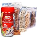 Nature's Best Dry Nuts and Chyawanprash