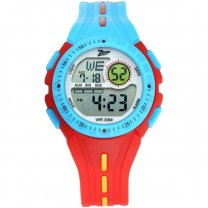 Titan Zoop Digital Children's Watch - 16007PP03