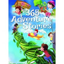 365 Adventure Stories Picture Books By Pegasus