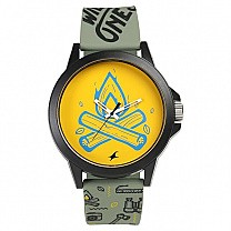 Fastrack Wicked Lines Unisex Watch - 38024PP39