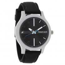 Fastrack Fundamentals Grey Dial Watch For Men- 38051SP01