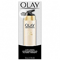 Olay Total Effects 7 In 1 Anti-Aging Moisturizer Plus Mature Therapy 50ml