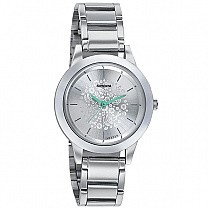 Sonata Silver Dial Analog Watch For Women - 87019SM03