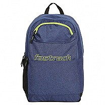Fastrack Casual Blue Backpack For Men - A0693NBL01