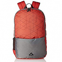 Fastrack Casual Red Polyester Backpack For Men - A0694NRD01