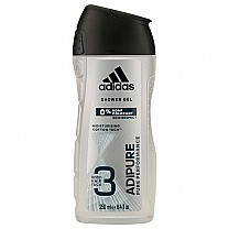Adidas Adipure 3 In 1 Shower Gel 250 ml