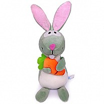 Adorable Hanging Rabbit Soft Toy (Green)