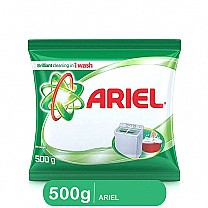 Ariel Complete Detergent Washing Powder 500gm buy online in Nepal.