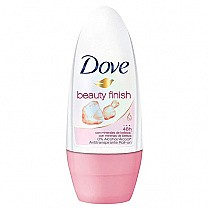 Dove Deodorant Roll On 50ml - Beauty Finish