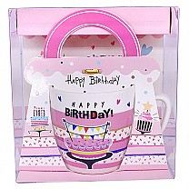 Ceramic Birthday Coffee Mug (01)