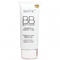 Technic Beauty Boost Foundation BB Cream - Biscuit