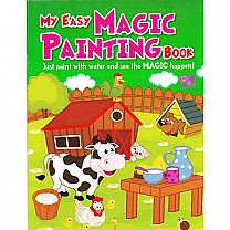 My Easy Magic Painting Book By Pegasus