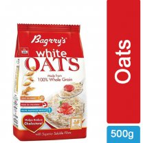 Bagrry's White Oats 500gm