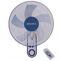 Baltra Wall Fan Cute+ With Remote (BF 139)