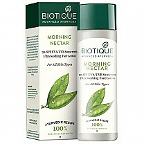 Biotique Advanced Ayurveda Morning Nectar Face Lotion