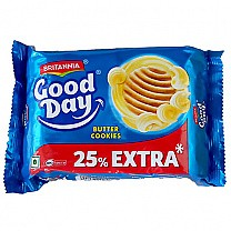 Britannia Good Day Butter Cookies 250gm (25% Extra)