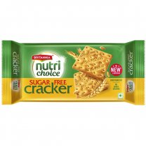 Britannia Nutri Choice Sugar Free Cracker 300g