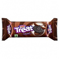 Britannia Treat Funky Choco Biscuits 50g