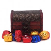 Gourmet Chocolate in Treasure Gift Box