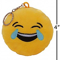 Face With Tears Of Joy Emoji Keyring (4 inch)