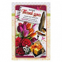 Saying Thank You Is Just Not Enough - Greeting Card