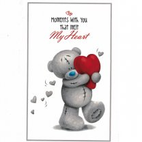 Moments With You That Melt My Heart - Greeting Card