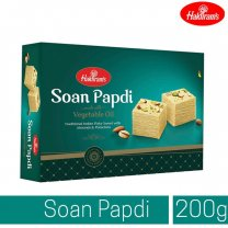 Haldiram's Soan Papdi 200gm (Vegetable Oil)