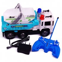 R/C Sanitation Truck For Kids (6+ Years) - Model 1