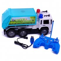 R/C Sanitation Truck For Kids (6+ Years) - Model 2