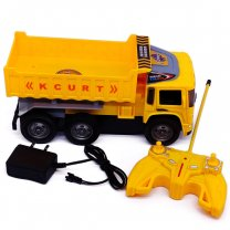 Remote Control Super Truck For Kids (6+ Years)