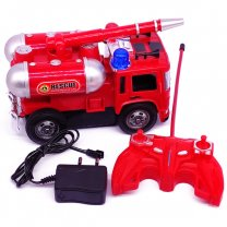 R/C Fire Extinguisher Truck For Kids (6+ Years) - Model 4