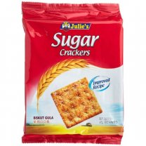 Julie's Sugar Crackers 125g